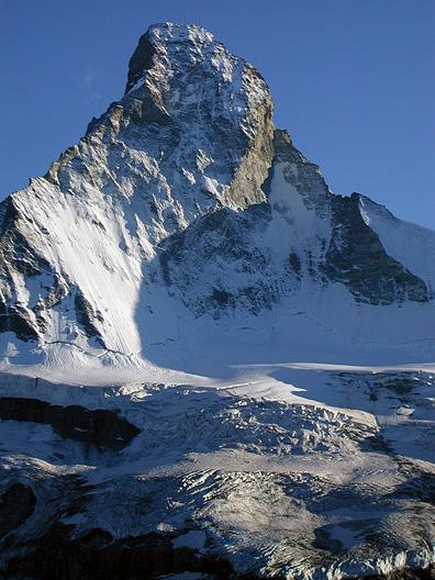Matterhorn, Zmutt Ridge Alpine Climbing